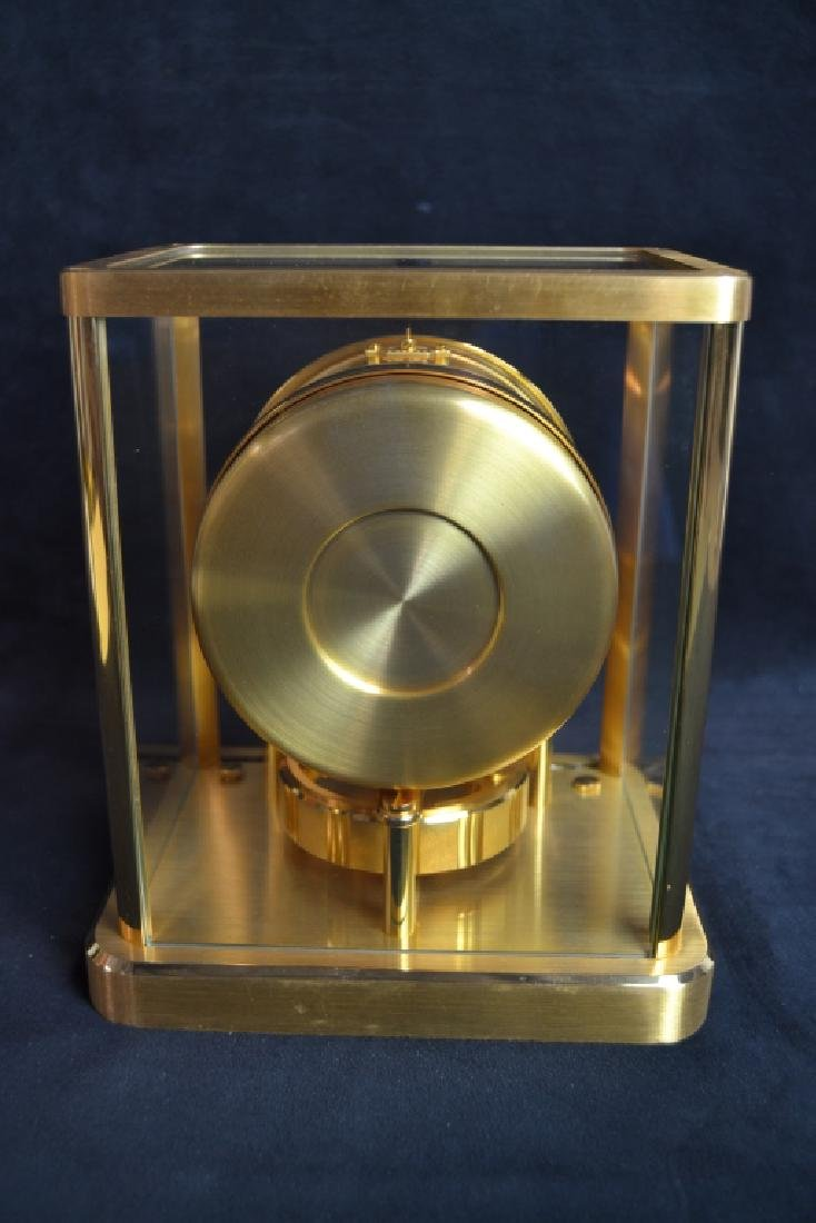 JAEGER LE COULTRE ATMOS PERPETUAL MOTION CLOCK - 5