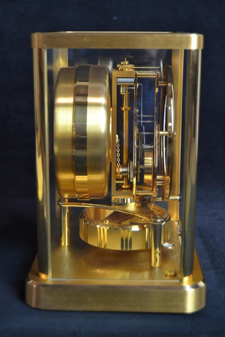 JAEGER LE COULTRE ATMOS PERPETUAL MOTION CLOCK - 6