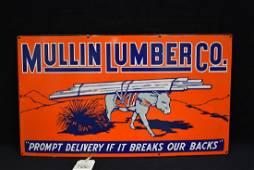 MULLIAN LUMBER CO, SSP SIGN