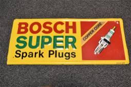 BOSCH SPARK PLUGS TIN SIGN