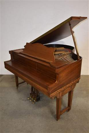 AEOLIAN DUO-ART PLAYER BABY GRAND PIANO