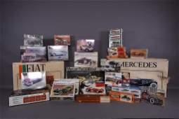 LARGE LOT OF BOXED CAR  VEHICLE MODELS