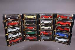 GROUPING OF 20 MAISTO SPECIAL EDITION 1:18 MODELS