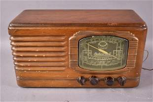 PACKARD BELL 46D TABLE TOP RADIO