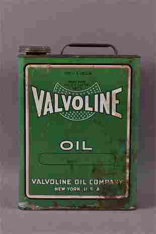 Valvoline Motor Oil One Gallon Can
