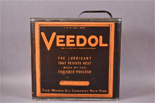 Veedol Motor Oil One Gallon Can