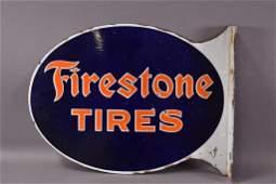 Firestone Tires Porcelain Sign (TAC)