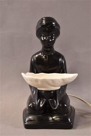 MOORISH STYLE TV LAMP