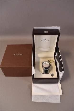 ARMAND NICOLET TRAMELAN AUTOMATIC MENS WATCH
