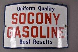 SSP SOCONY CURVED PUMP PLATE
