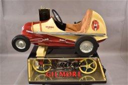 "1950'S COIN OP ""GILMORE"" RACE CAR"
