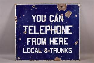 TELEPHONE DSP SIGN