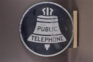 PUBLIC TELEPHONE DST FLANGE
