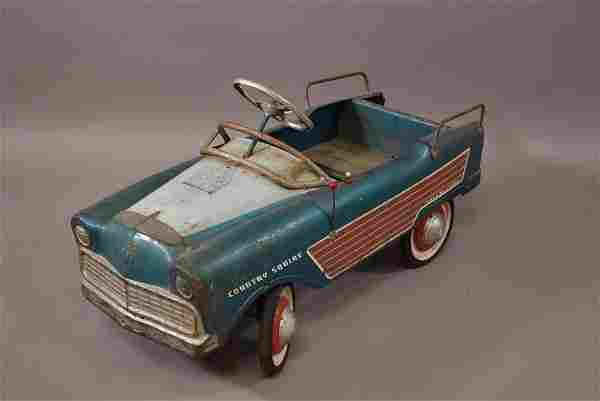 MURRAY COUNTRY SQUIRE PEDAL CAR