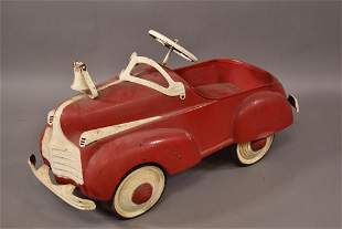 1941 STEELCRAFT PEDAL CAR