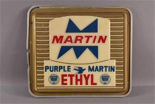 MARTIN ETHYL PUMP PLATE