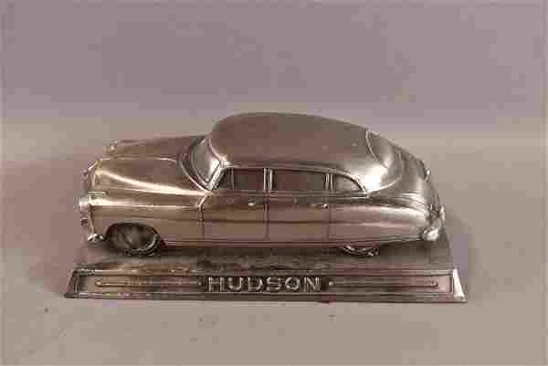 HUDSON CAR PAPER WEIGHT