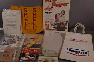 MISC GAS & OIL RELATED PAPER GOODS