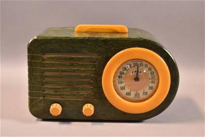 RARE FADA MODEL 1000 CATALIN BULLET RADIO