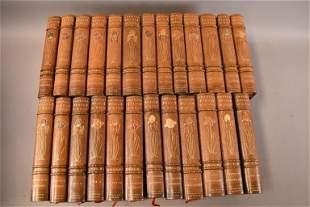 CHARLES PAUL DE COCK 26 VOLUME BOOK SET