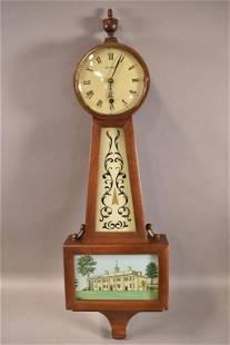 HERSCHEDE BANJO CLOCK