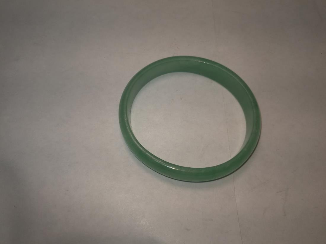 Chinese Emerald Bracelet - 2