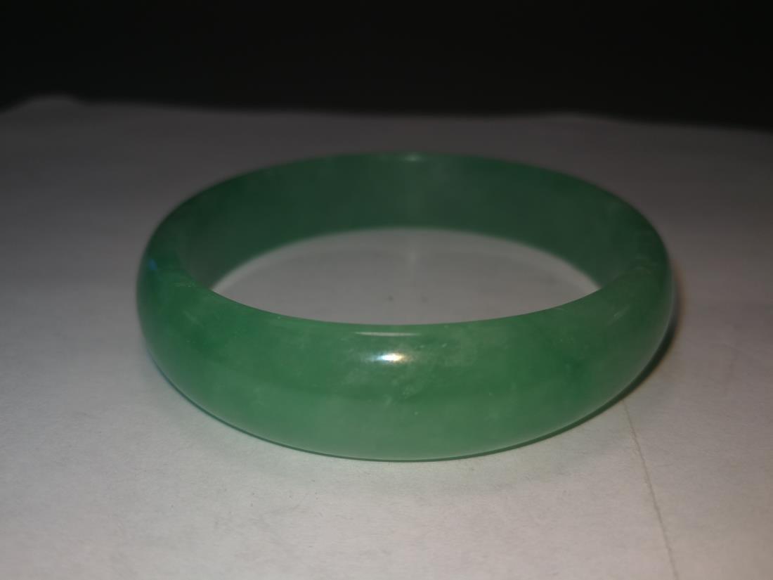 Chinese Emerald Bracelet - 3