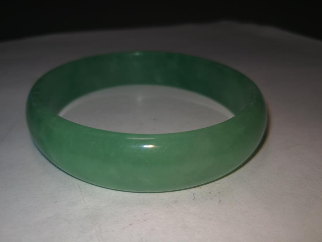 Chinese Emerald Bracelet - 5