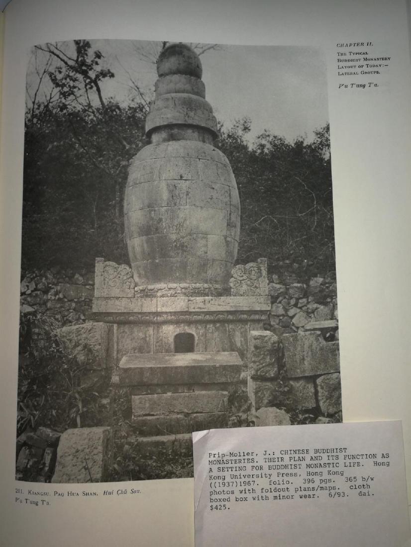 Book CHINESE BUDDHIST MONASTERIES 1967 - 10