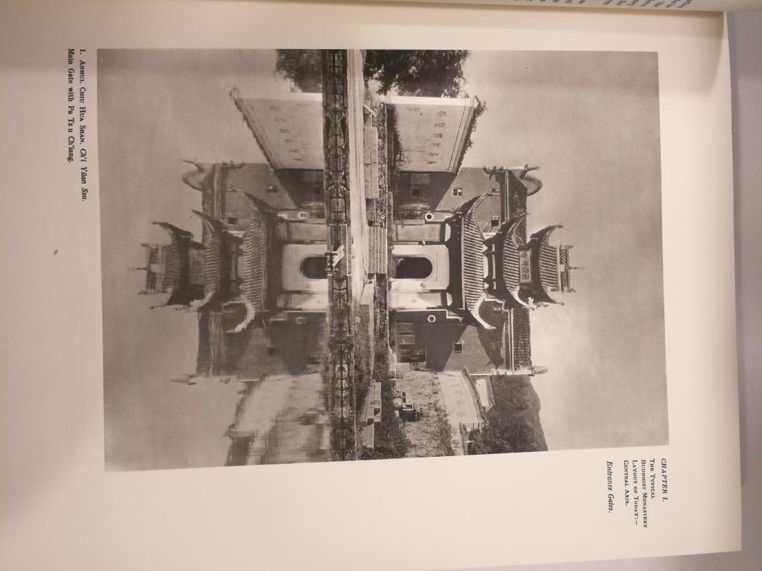 Book CHINESE BUDDHIST MONASTERIES 1967 - 4