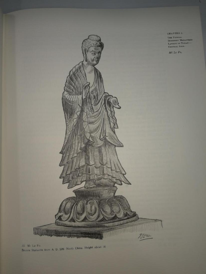 Book CHINESE BUDDHIST MONASTERIES 1967 - 7