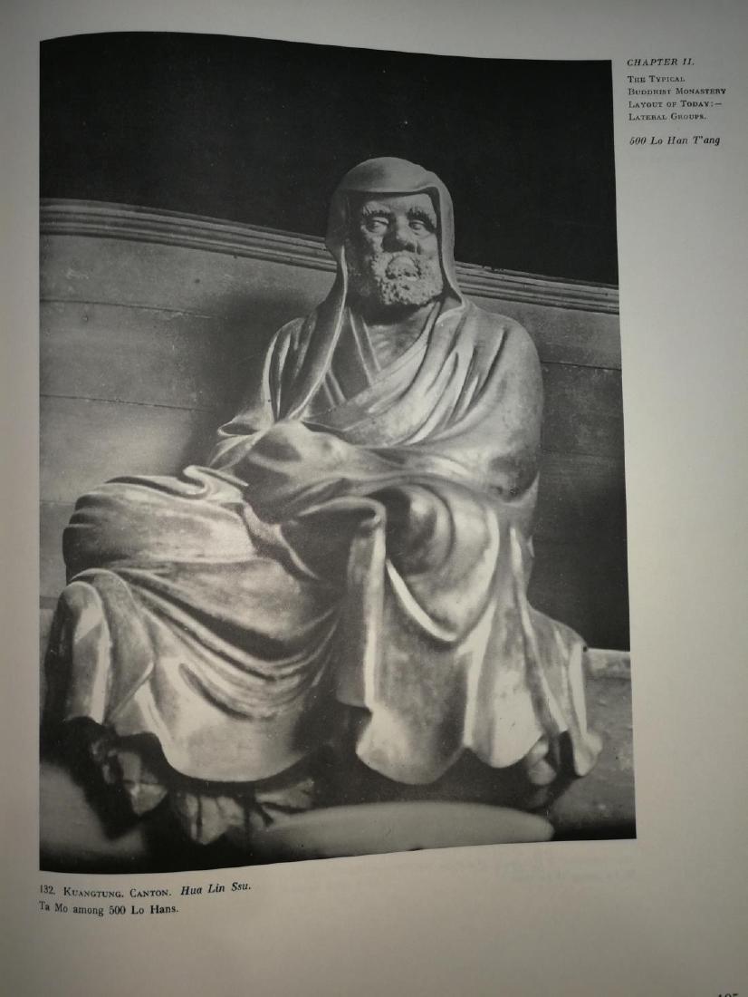 Book CHINESE BUDDHIST MONASTERIES 1967 - 9