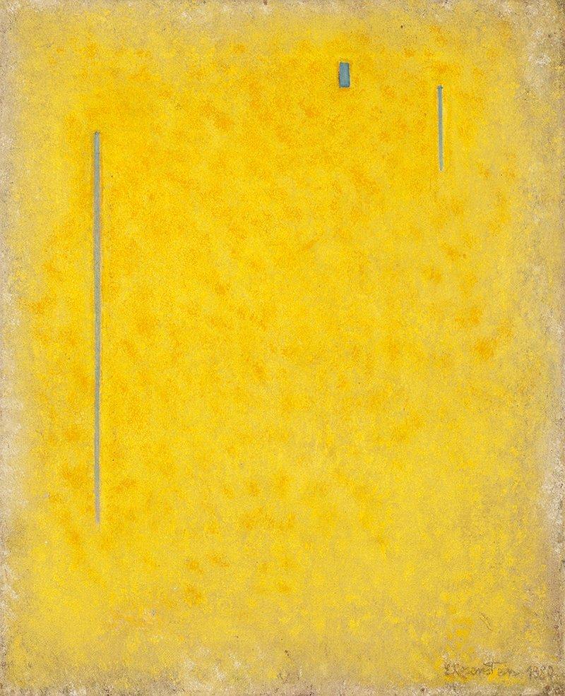 Erna Rosenstein, Firmament, 1980