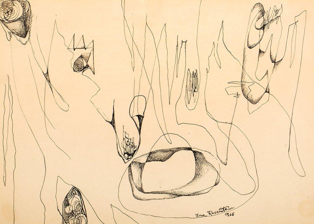 Erna Rosenstein, untitled, 1965