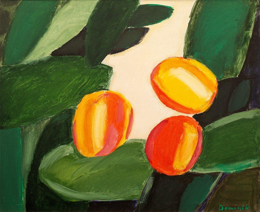 Tadeusz Dominik, The Fruits, 1970s/1980s