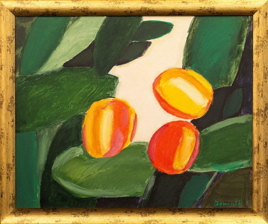 Tadeusz Dominik, The Fruits, 1970s/1980s - 2