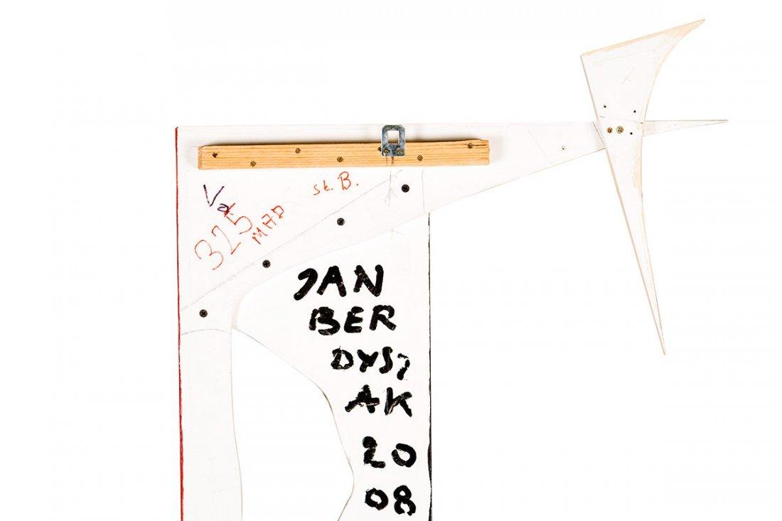 Jan Berdyszak, Remains as Islands, 2008 - 3