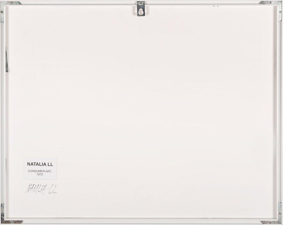 Natalia LL, Consumer Art, 1972 - 3