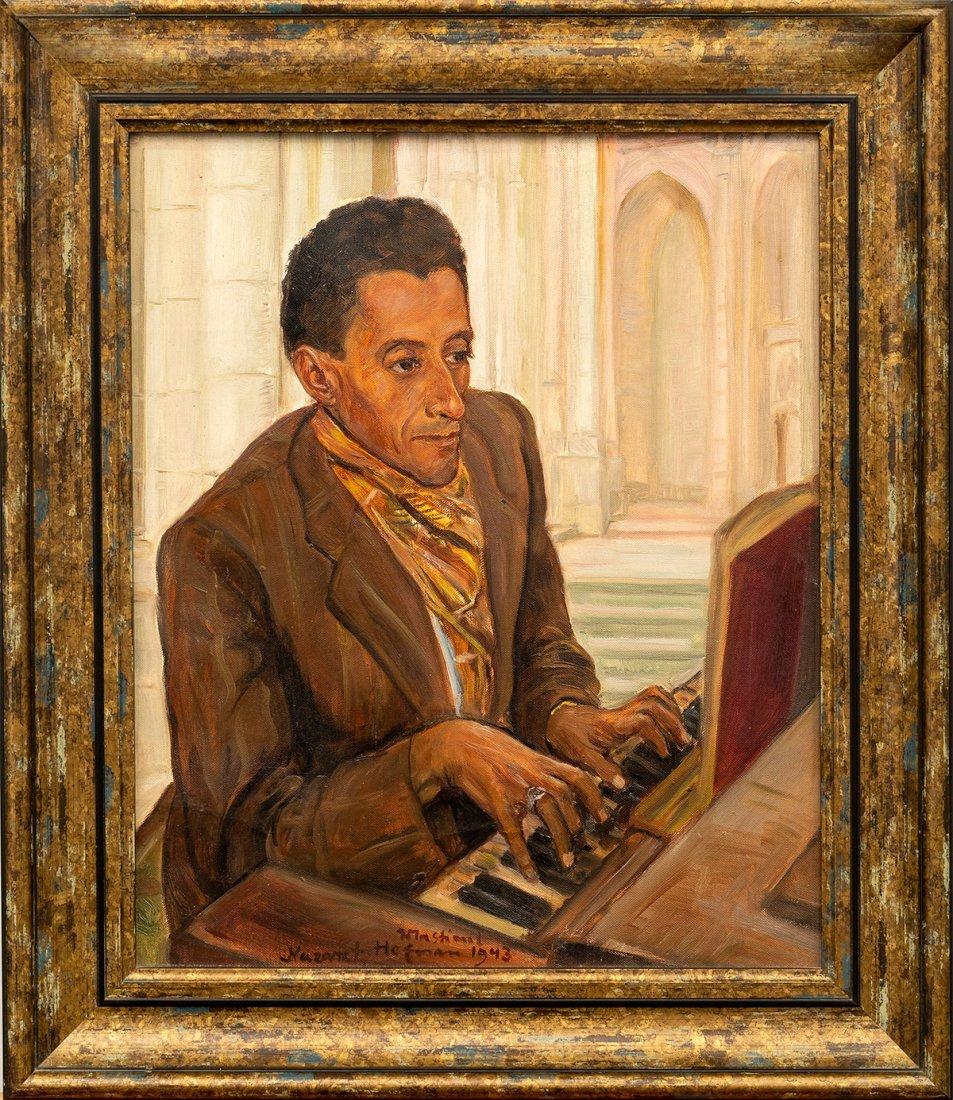 Wlastimil Hofman, The Organist, 1943 - 2