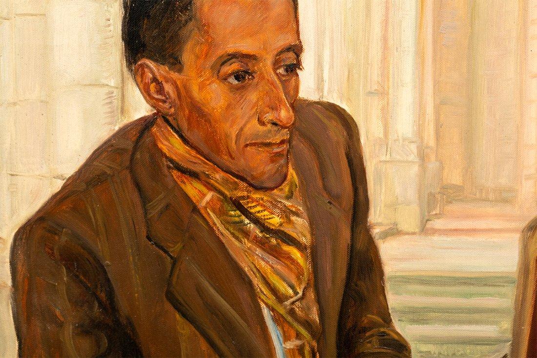 Wlastimil Hofman, The Organist, 1943 - 3