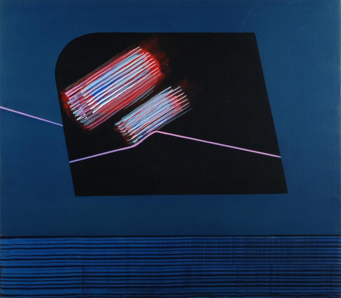 Roberto Crippa (1921-1972) Senza titolo, 1956