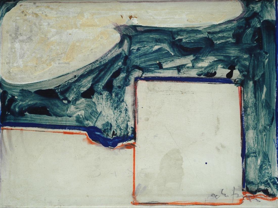 Mario Schifano (1934-1998)  Senza titolo, 1972
