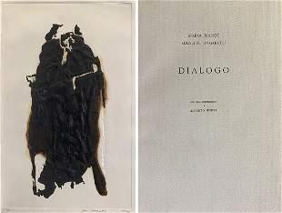 Alberto Burri (1915-1995) Dialogo
