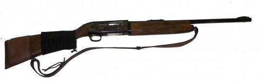 175: Ithica 12 gauge model 900 shotgun
