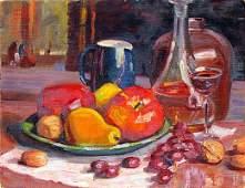 Bernice Fenwick Martin (1902-1999 Canadian) Still Life