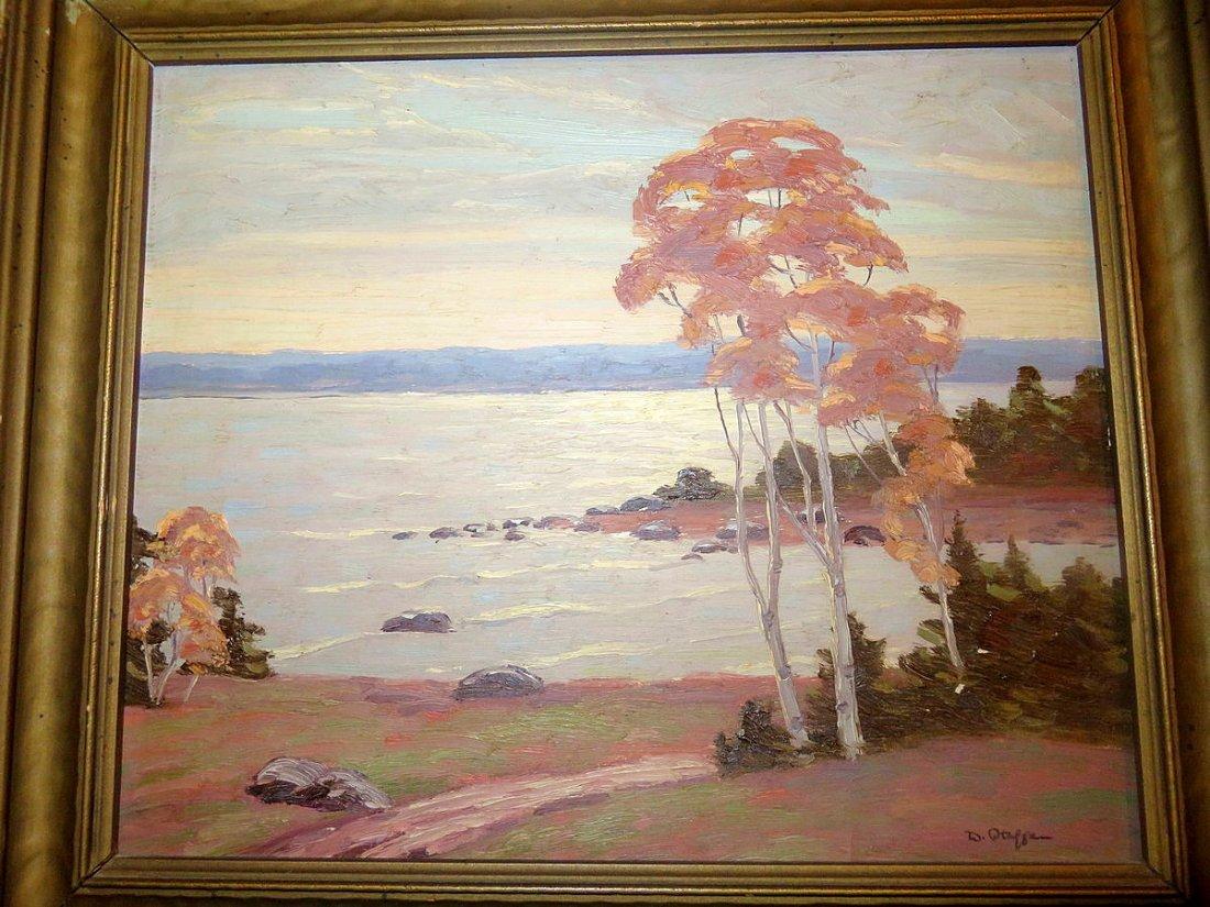 Doris Staffen - Canadian Artist
