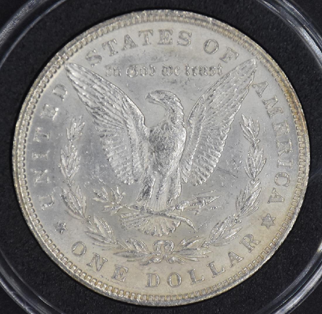 1880-P Morgan Silver Dollar Coin - 2