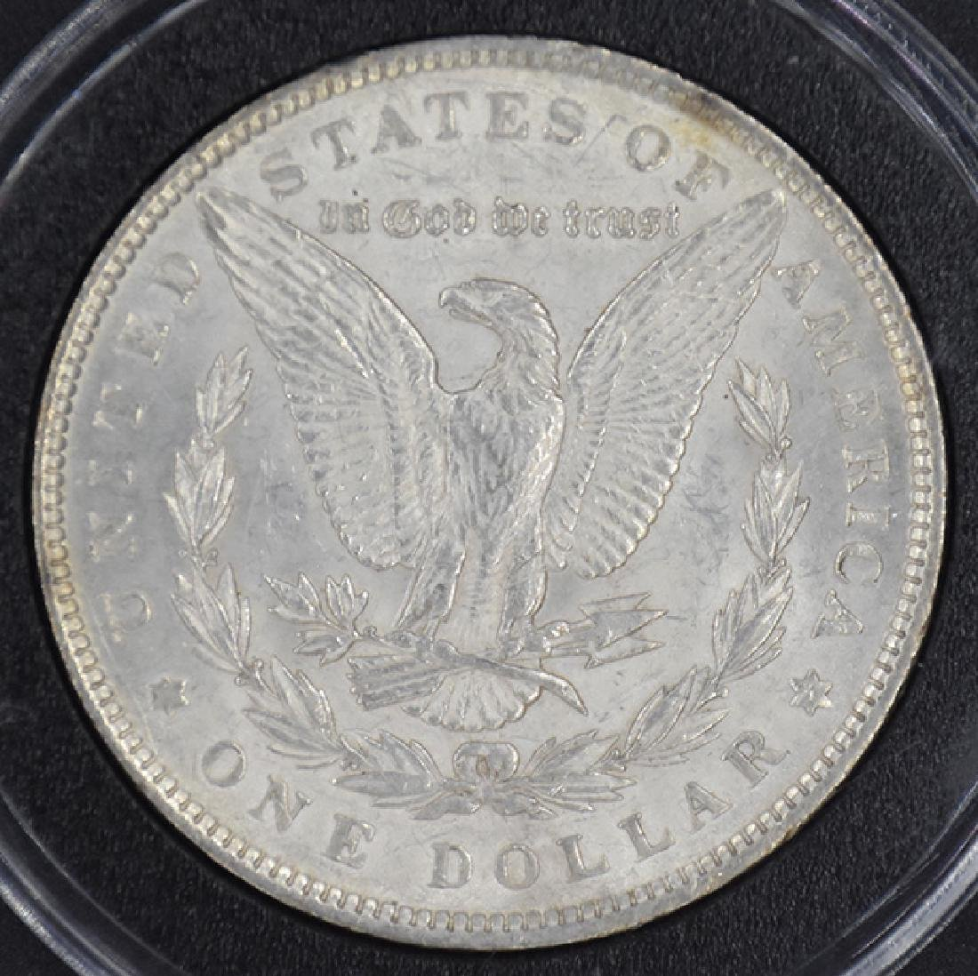1897- P Morgan Silver Dollar Coin - 2