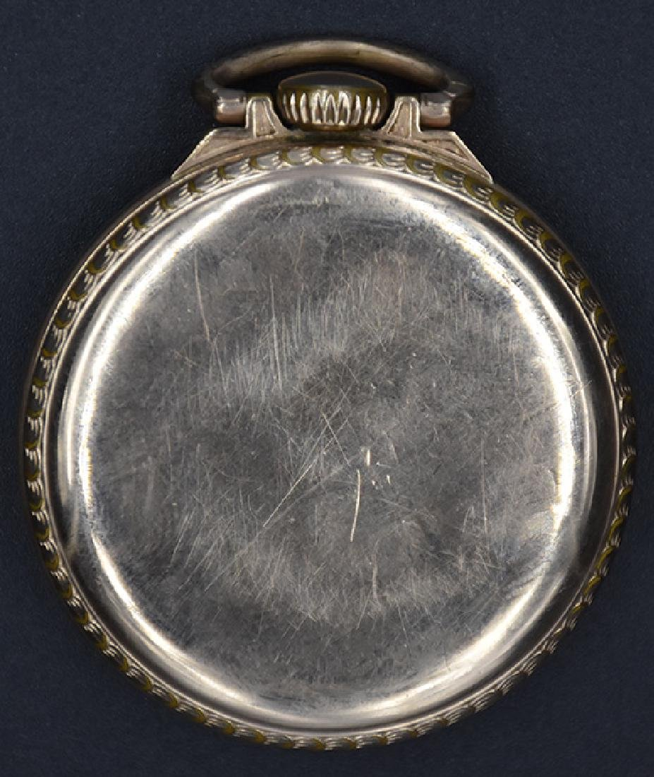 Waltham 21 J. Crescent St. 1908 Pocket Watch - 4