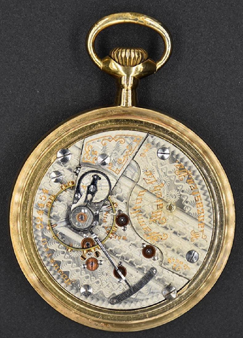 Hamilton Watch Co. 940 21 J. 185 M1 Pocket Watch. - 2